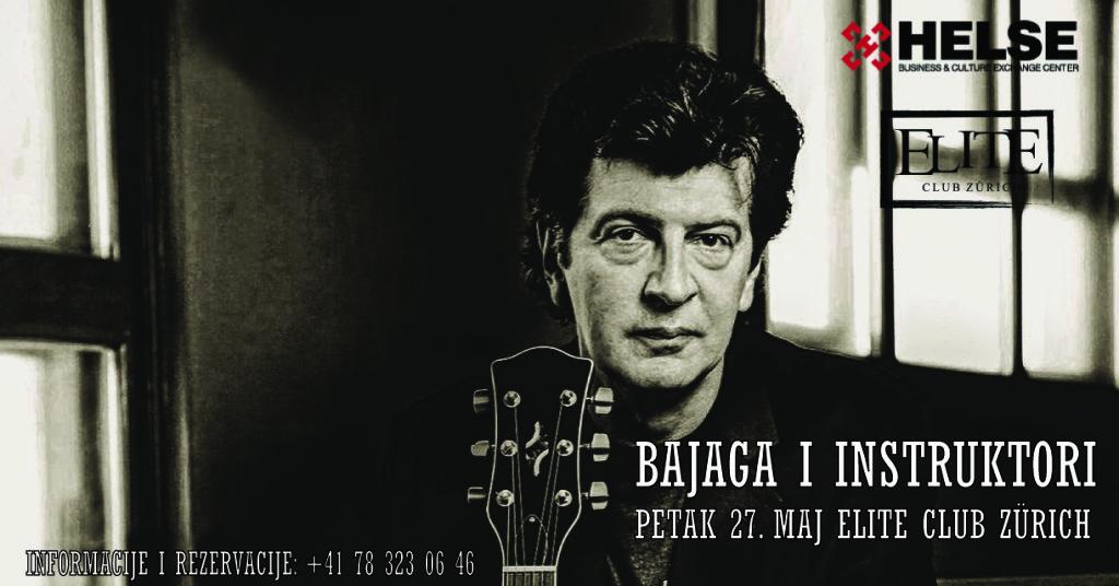 Bajaga Cover